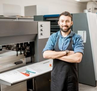 Digitaldruck – kleine Auflagen, hochindividualisiert