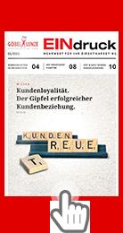 EINdruck Newsletter 01/2021